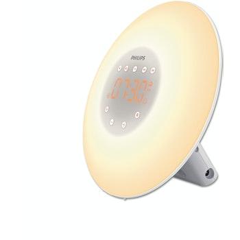 Lichtwecker  Wake-up Light HF3505/01, weiß
