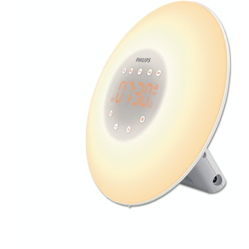 Lichtwecker  Wake-up Light HF3505/01, weiß