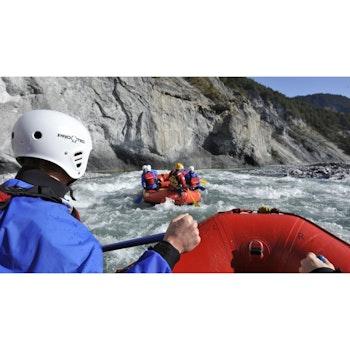 Erlebnisgutschein Rafting Tour für 2  138,90 €