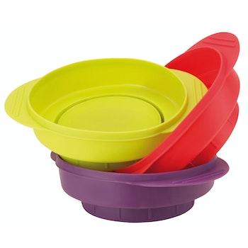Rühr & Kuchenform 2-in-1, farbig sortiert