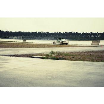 """Erlebnisgutschein """"PORSCHE Renntaxi im 911 GT3"""""""