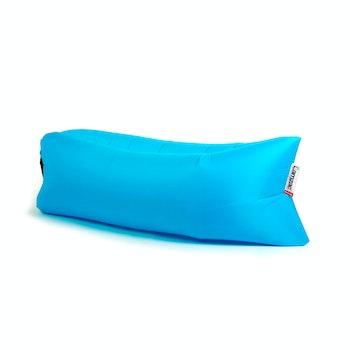 Aufblasbare Loungeliege Lamzac The Original 2.0, aqua-blue