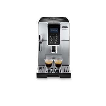 "Kaffeevollautomat ""ECAM 350.35.SB Dinamica"", silber/schwarz"