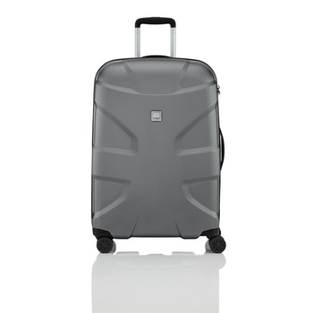 4-Rollen-Trolley X2, 71 cm, gun metal grey