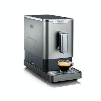 "Kaffeevollautomat ""KV 8090"", grau-metallic"