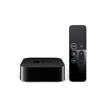 "APPLE TV 4K ""MQD22FD/A"", 64 GB, schwarz"