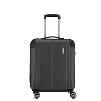 4-Rollen-Trolley City, 55cm, anthrazit