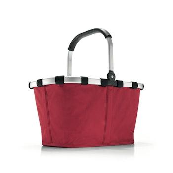 Einkaufskorb Carrybag, rot