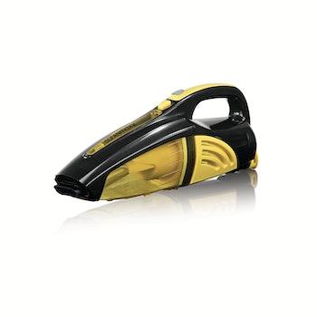 Akku-Handstaubsauger 2in1 7,4V gelb/schwarz