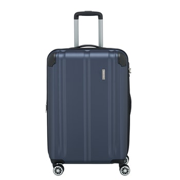 4-Rollen-Trolley City, 68 cm, marine