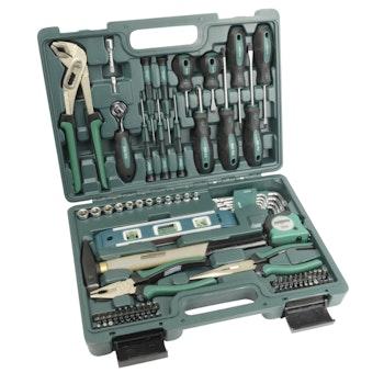 Werkzeugkoffer, 86-teilig