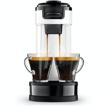 """Kaffeepad- und Filtermaschine SENSEO® """"NEW Switch HD6592"""", weiß"""