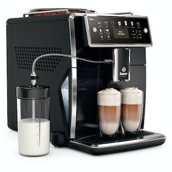 "Kaffeevollautomat ""Xelsis UI good+ SM7580"", schwarz"