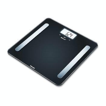 Diagnosewaage BF 600 Pure Glas, schwarz
