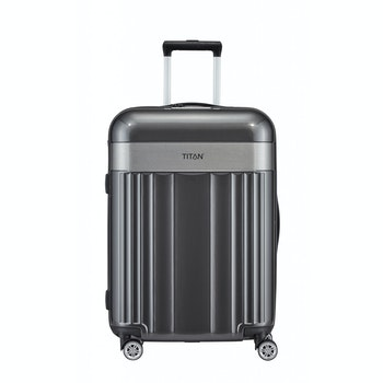4-Rollen-Trolley Spotlight Flash, 67 cm, anthrazit