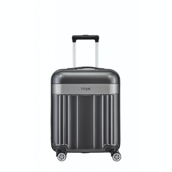4-Rollen-Trolley Spotlight Flash, 55 cm, anthrazit