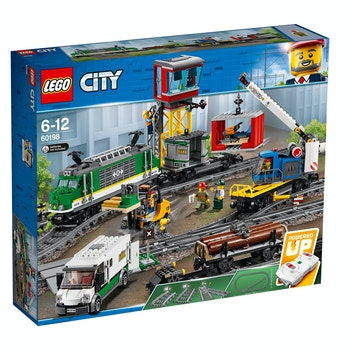 CITY Güterzug