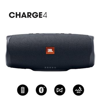 Bluetooth Lautsprecher Charge 4, schwarz (2 von 4)