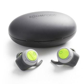 Bluetooth Sportkopfhörer True Wireless In-Ear Boombuds