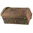 Reisetasche Leder, braun (4 von 4)