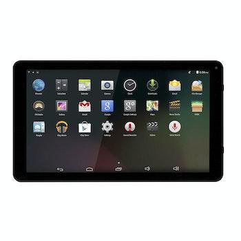 Android Tablet  Wi-Fi, 10,1 Zoll, 16 GB, TAQ-10283, schwarz