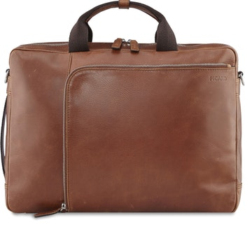 Ledertasche Business Multifunktion Buddy 4505, cognac