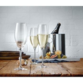 Champagnerkelch-Set easy Plus, 6 tlg.