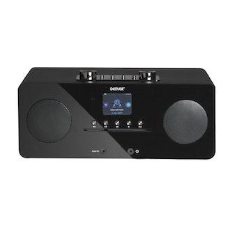 Internetradio mit DAB+ MIR-260, schwarz
