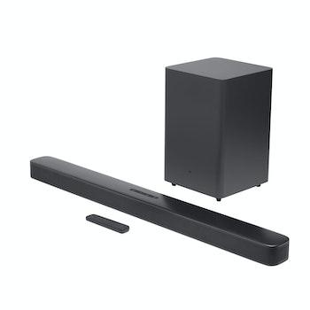 Soundbar Bar 2.1 Deep Bass, schwarz
