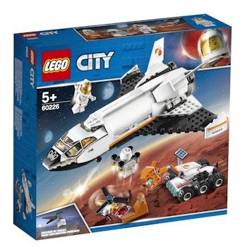CITY Mars Forschungsshuttle