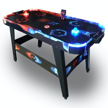 Carromco Airhockey Fire vs. Ice