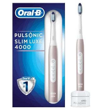 Oral-B Elektrische Zahnbürste PulsonicSlim Luxe4000