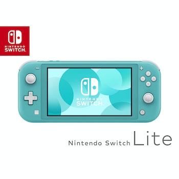 Spielkonsole Switch Lite, türkis