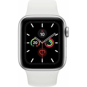 Watch Series 5 GPS + Cellular, MWX12FD/A, 40mm Alug. weiß