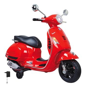 Ride-on Vespa GTS 125 rot 12V (2 von 3)