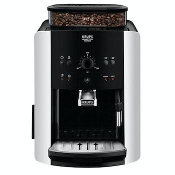 Kaffeevollautomat Arabica Picto Quattro Force, schwarz/silber
