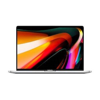 MacBook Pro Touch Bar MVVL2D/A, 16 Zoll, 2,6 GHz Dual Core i7, silber