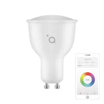 Smarte LED Glühbirne Multicolour GU10