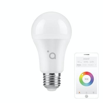 Smarte LED Glühbirne Multicolour E27