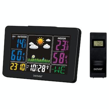 Wetterstation mit Farbdisplay WS-540
