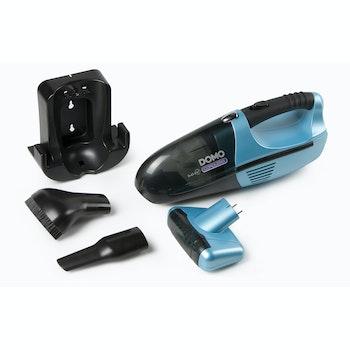 Akku-Handstaubsauger 2in1 DO211S, 14,4V, blau/schwarz