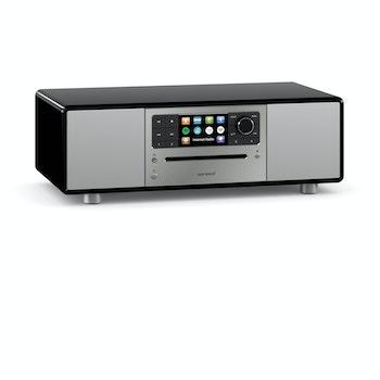 PRESTIGE 2-Wege Stereo Musiksystem mit integriertem Subwoofer