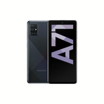 Galaxy A71, 128GB, Prism Crush Black