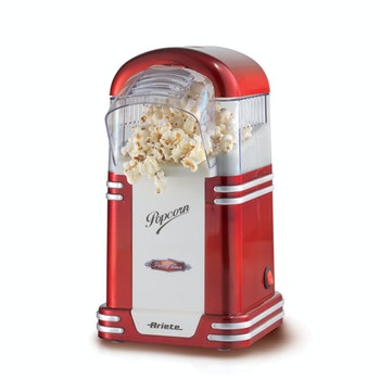 Popcornmaker, rot