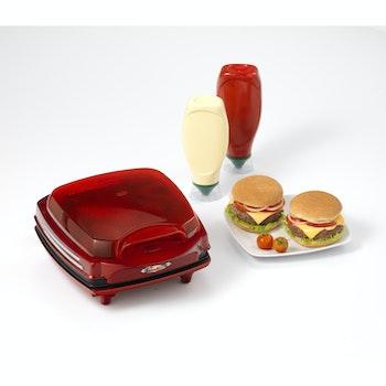 Hamburger Maker, rot