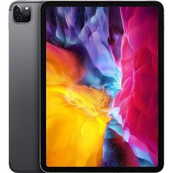 iPad Pro MXE42FD/A 11 Zoll, WiFi+Cell., 256 GB, spacegrau