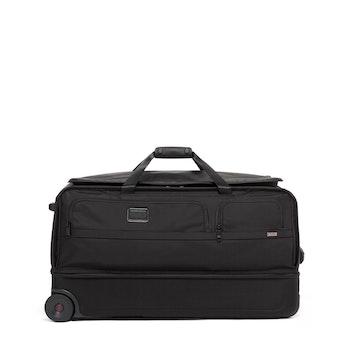 2-Rollen-Reisetasche Alpha 3, 41 cm, schwarz