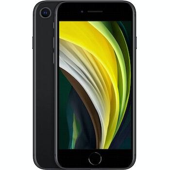 iPhone SE MHGP3ZD/A 64GB, schwarz