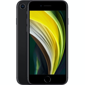 iPhone SE MHGW3ZD/A 256 GB, schwarz