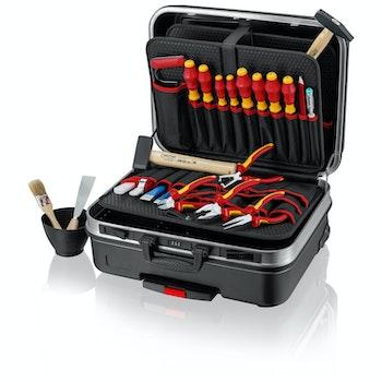Werkzeugkoffer BIG Basic Move Elektro, 25-tlg.